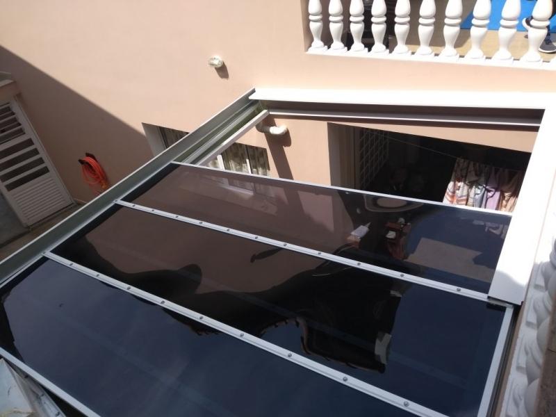 Coberturas Estacionamento Garagem IAPI - Cobertura para Estacionamento Condomínio