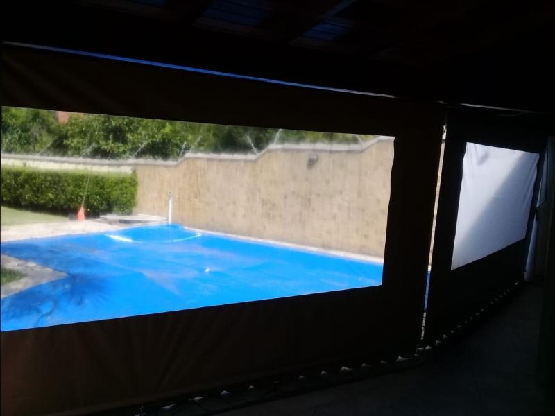 Onde Encontro Cortina Double Vision Marrom Alto da Lapa - Cortina Double Vision