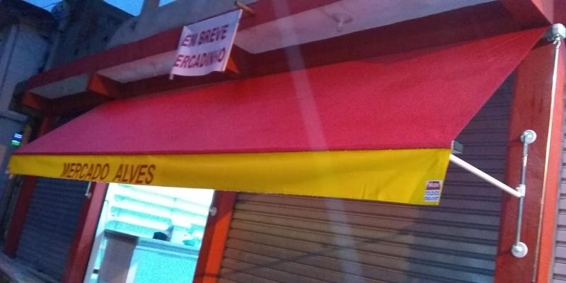 Onde Vende Toldo de Lona Retrátil Ibirapuera - Toldo de Lona para Janela