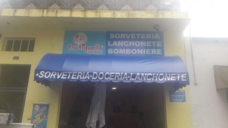 Onde Vende Toldo em Lona Fixo Jaguaribe - Toldo Retrátil Lona Transparente