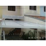 cobertura em policarbonato para piscina na Itapecerica da Serra