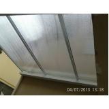 coberturas de policarbonato retrátil manual Jardim Nova Cotia