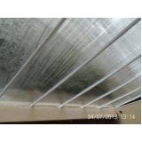 coberturas em policarbonato para garagem na Panorama
