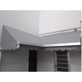 cortina de lona para janela valor Vila Menck