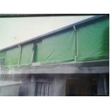 cortinas rolo área externa preço Morumbi
