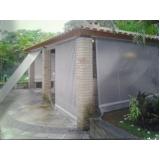 cortinas rolo área externa na Vila Yolanda