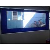 cortina rolo de policarbonato