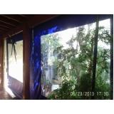 cortinas rolo em sp preço em Alphaville Conde I