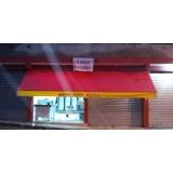 loja de cortina de lona retrátil Ipiranga