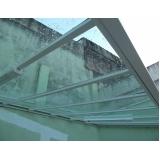 onde encontrar cobertura de policarbonato para escada em Alphaville Residencial Dois