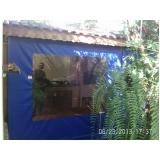 onde encontrar cortinas rolo para garagem Jardim Leonor
