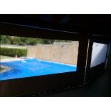onde encontro cortina double vision marrom Morro Grande