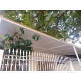 quanto custa cobertura estacionamento lona Jardim Piratininga