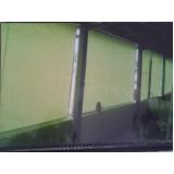 quanto custa cortinas rolo área externa Parque dos carmargos