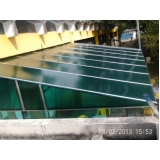 quanto custa toldo de policarbonato para janela na Vila Isabel