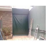 toldos cortinas retráteis Recanto Verde
