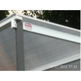toldos de policarbonato para garagem na Ayrosa