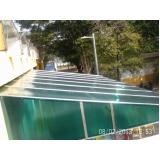 toldos de policarbonato para janela Residencial Quatro