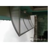 toldos policarbonato fume na Padroeira II