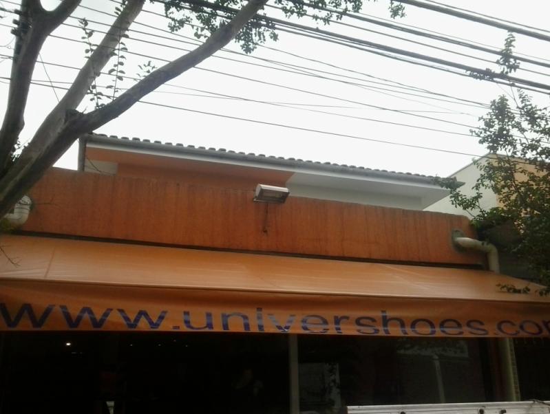 Toldo Retrátil Articulado Preço M'Boi Mirim - Empresas de Toldos