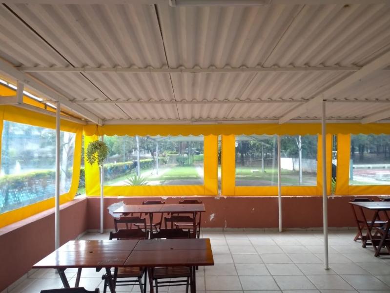Venda de Cortina em Lona City Bussocaba - Cortina Lona para área Externa